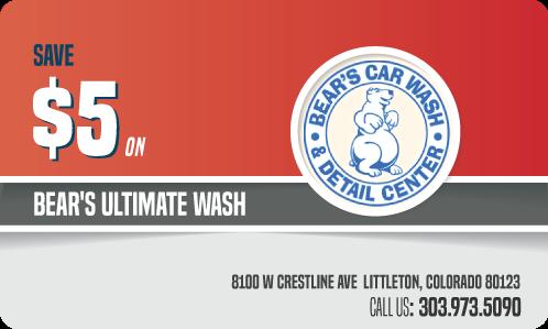 bears ultimate wash